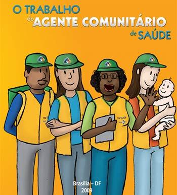 PDF do manual do Agente comunitário de Saúde